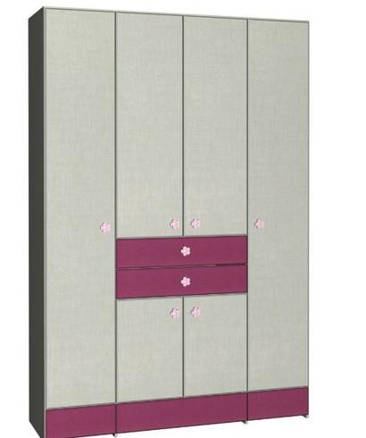 Шкаф с ящиками для обуви модель 609