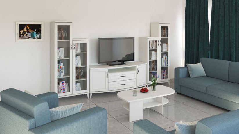 Мебель для зала модель Брушим