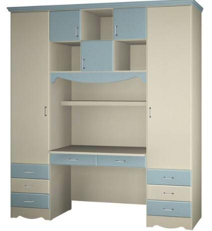 Детские шкафы модель 635