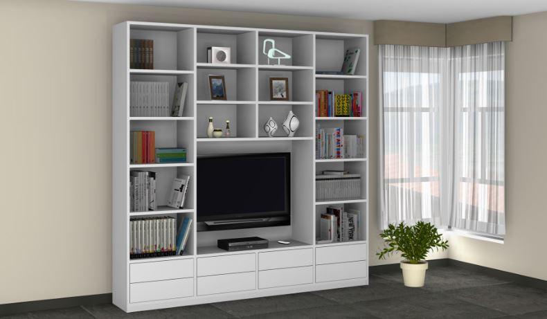 Мебель для салона модель 393