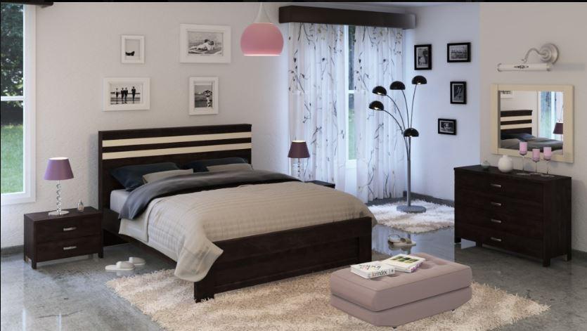 Гарнитур спальный модель 402