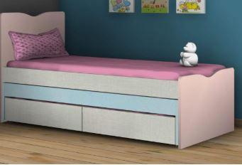 Модель детской кровати 278