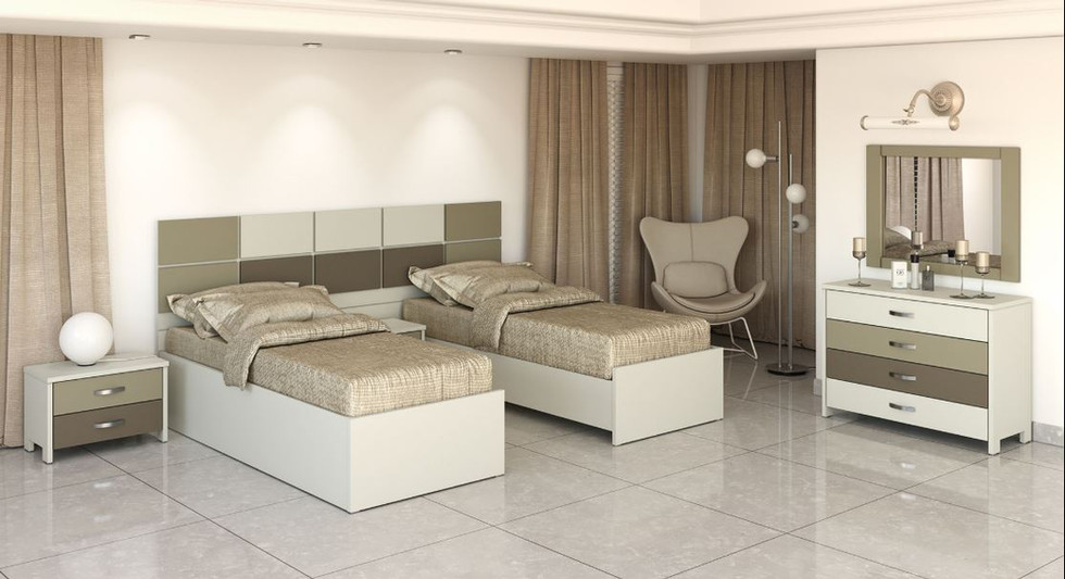 Кровать раздельная модель 511