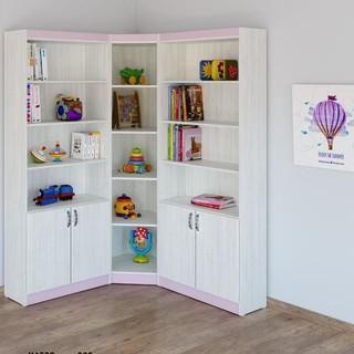 Детский шкаф для игрушек 303