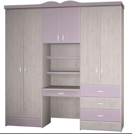 Детские шкафы модель B5