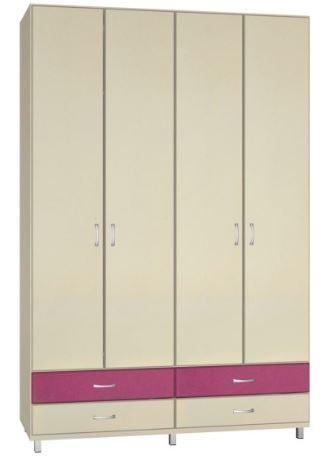 Детские шкафы модель 0354