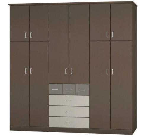 Шкаф с ящиками модель 624