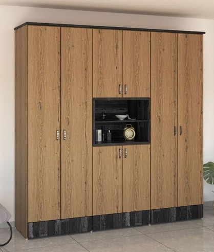 Шкаф с нишей модель 512