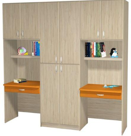 Детский шкаф модель 634