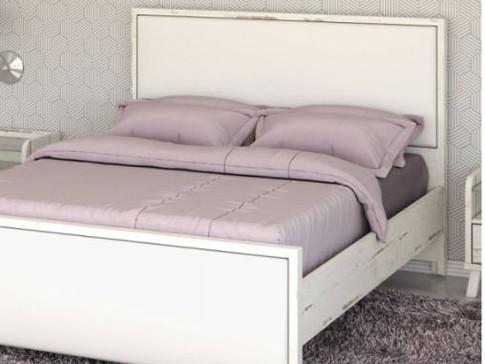 Двухспальная кровать модель Пэрах