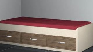 Кровать детская 379