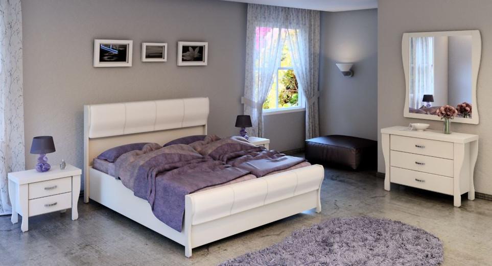Кровати раздельные модель Луи