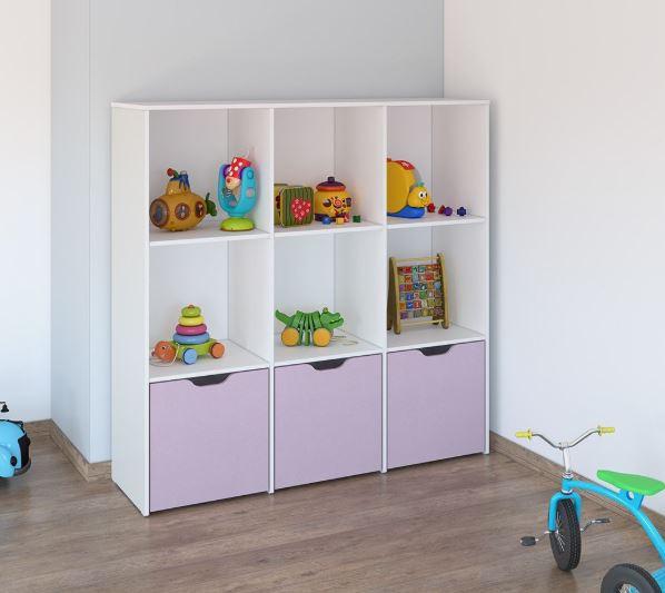 Шкаф для детских игрушек 492