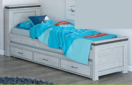 Детская кровать модель 263