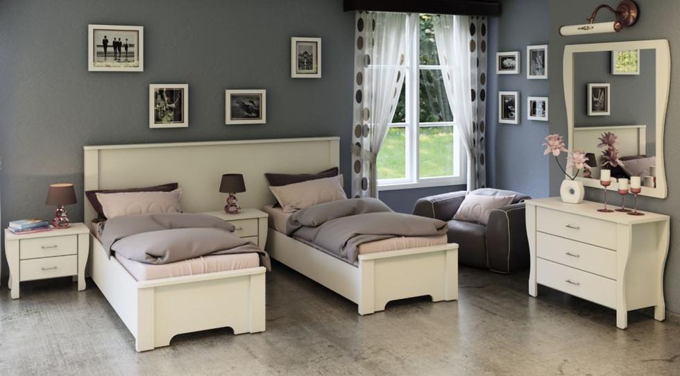 Кровать раздельная модель Ахиноам