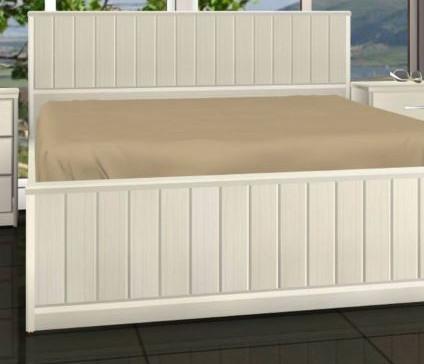 Кровать двухспальная модель Лотэм