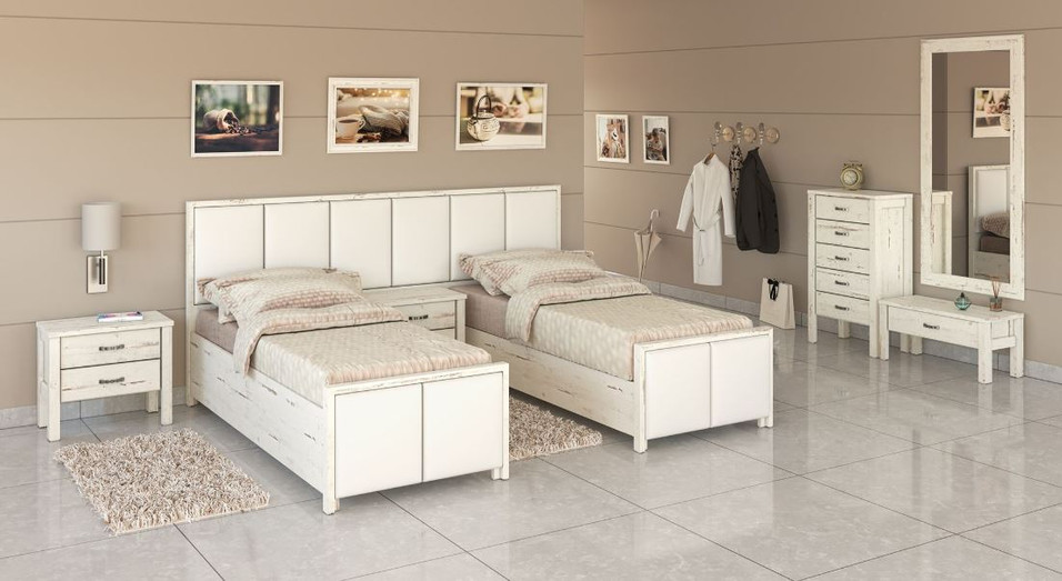 Кровать раздельная модель 487