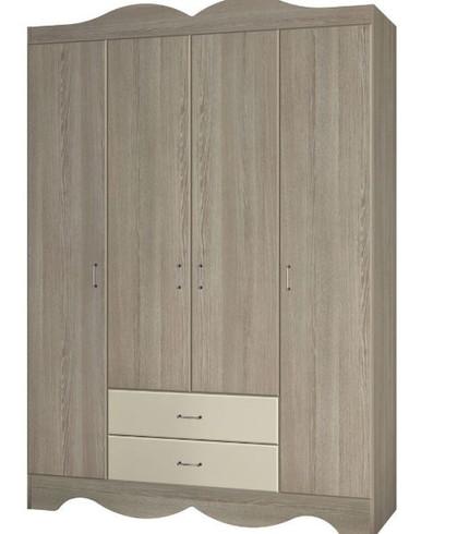 Шкафс распашными дверями модель 625
