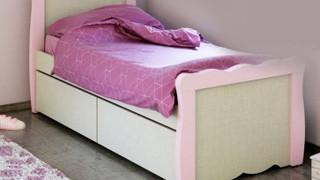 Детская кровать для девочек 418