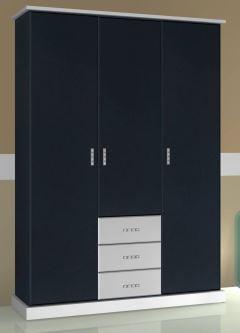 Детский платяной шкаф модель 335