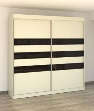 двухдверные шкафы купе