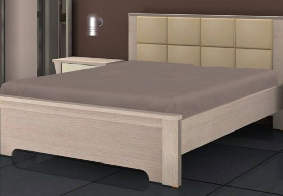 Кровать двуспальная модель Рафаэлла