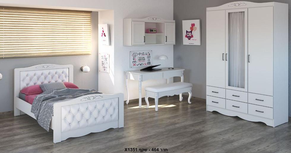 комната детская модель 464