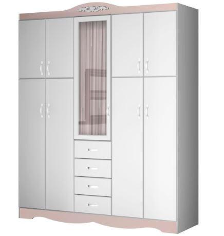 Шкаф плательный модель 409