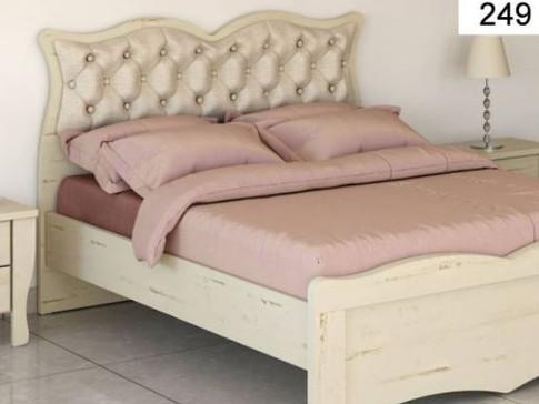 Двух спальная кровать модель 249