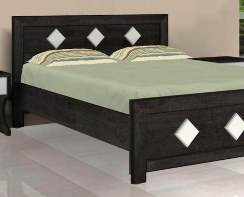 Двухспальная кровать модель Тамар