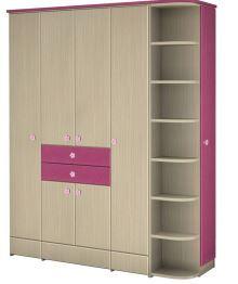 Шкаф для детей модель 609
