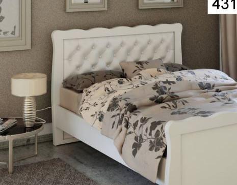 Кровати двуспальные модель 431