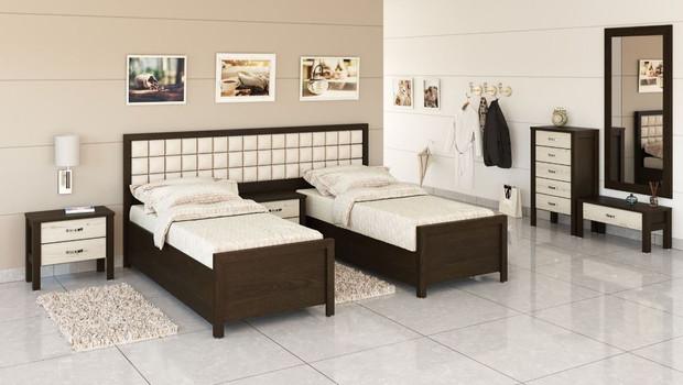 Кровать раздельная модель 488