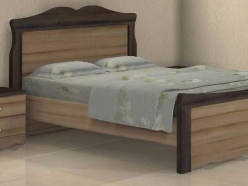 Двух спальная кровать модель 246