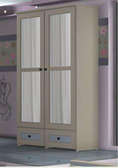 Детский платяной шкаф модель 341