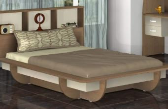 Кровать детская модель 311
