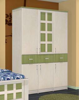 Платяной детский шкаф модель 322