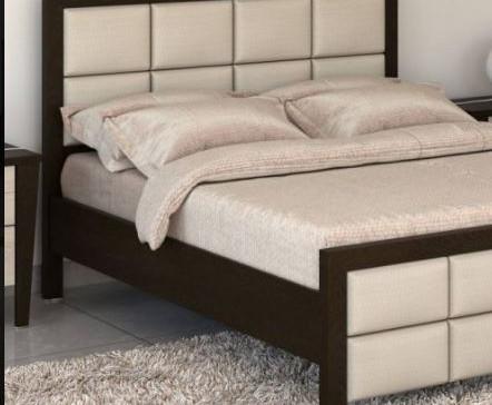 Кровать двухспальная модель Клио