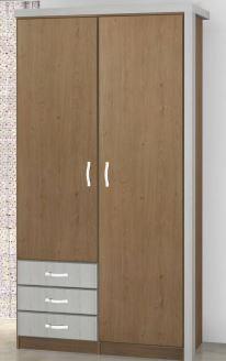 Детский шкаф для одежды модель 527