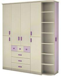 Шкаф для детей модель 624