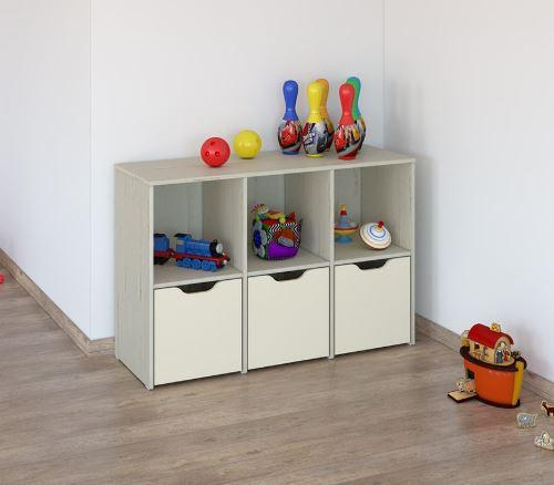 Шкаф для детских игрушек 493