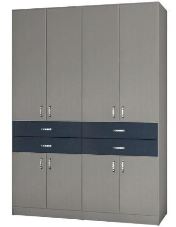 Плательный шкаф модель 412