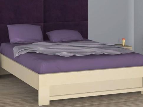 Двуспальные кровати модель 397
