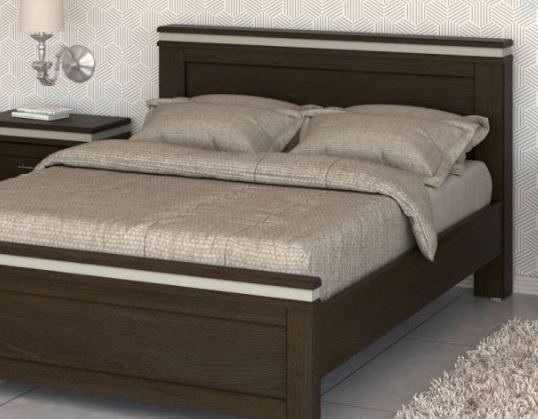 Кровати двуспальные модель Арад