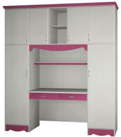 Детские шкафы модель 639