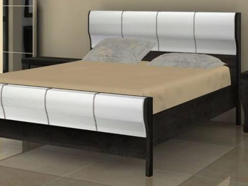 Кровать двухспальная модель Луи