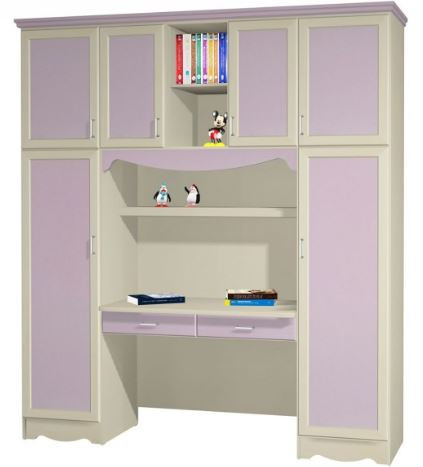 Детский шкаф модель 633