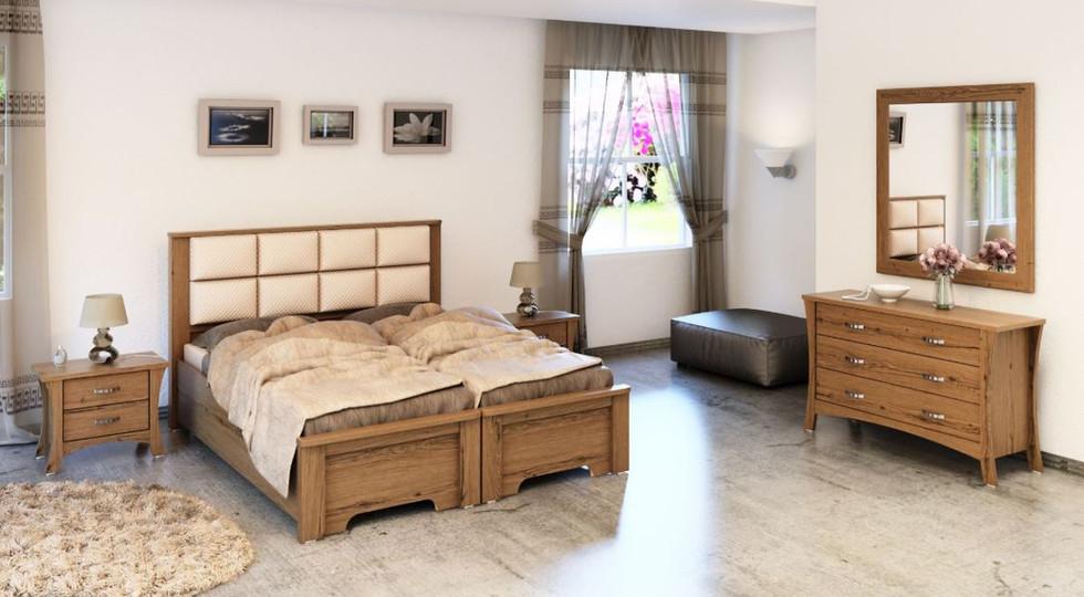 Раздельные кровати модель Рафаэлла