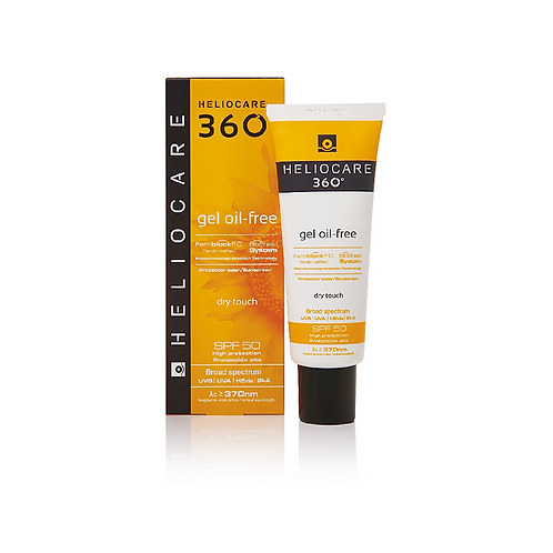 Heliocare 360 oil free gel