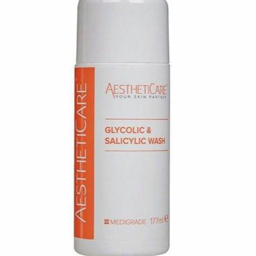 Glycolic and salicylic Cleanser
